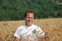 Laurent Clavié, Paysan meunier