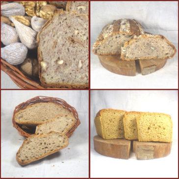 boulangerie Saint-Girons pain au levain livraison pain vente par correspondance envoi postal farines biologiques