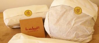 Envoi postal de colis de pain au levain