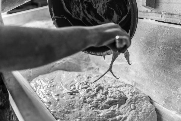 Le levain, le début de la fabrication du pain au levain