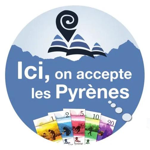 Ici, on accepte les Pyrènes