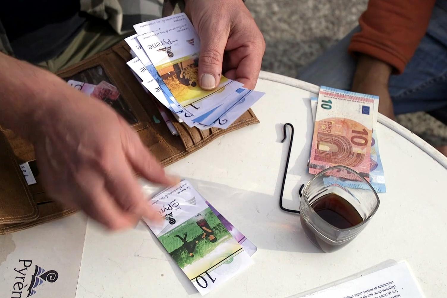La Micherie et les Pyrènes : comment payer votre commande en monnaie locale ?